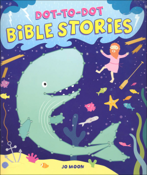 Dot-to-Dot Bible Stories