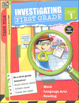 Investigating First Grade Workbook