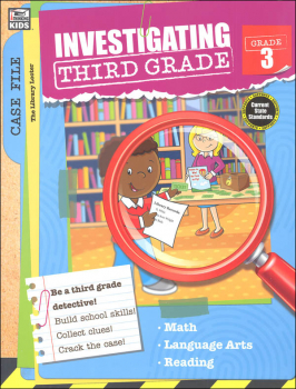 Investigating Third Grade Workbook
