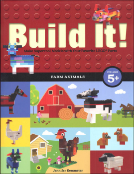 Build It! Farm Animals: Make Supercool Models with Your Favorite LEGO Parts