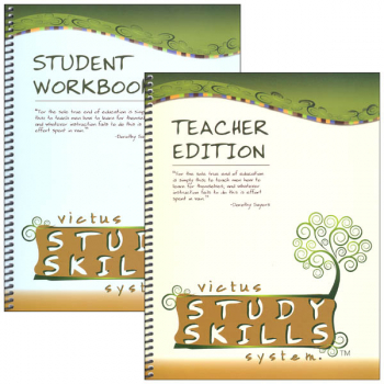 Victus Study Skills System, Level 3 Teacher/Student Combo
