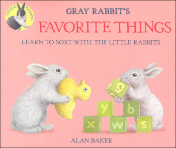 Gray Rabbit's Favorite Things