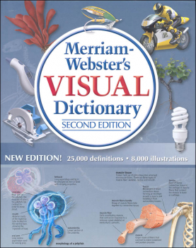 Merriam-Webster's Visual Dictionary Second Edition