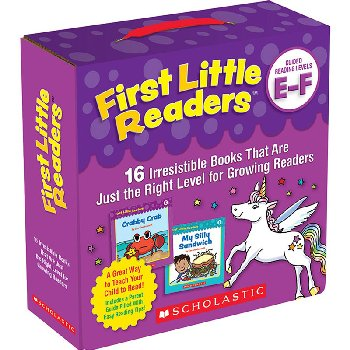 First Little Readers: Levels E & F