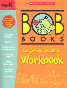 BOB Books Beginning Readers Workbook