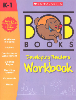 BOB Books Developing Readers Workbook