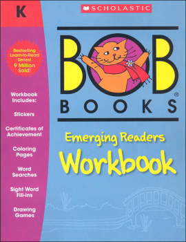 BOB Books Emerging Readers Workbook