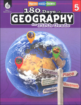 180 Days of Geography for Fifth Grade