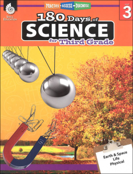 180 Days of Science for Third Grade