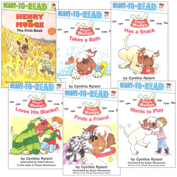 Puppy Mudge Collection (Ready-to-Read)