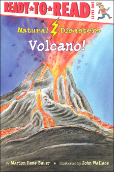 Volcano! Natural Disasters (Ready-to-Read Level 1)