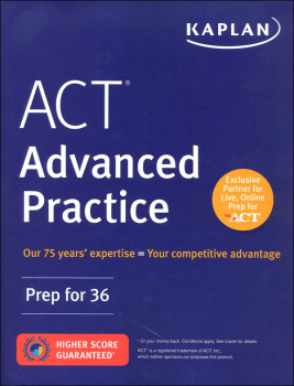 ACT Advanced Practice: Prep for 36