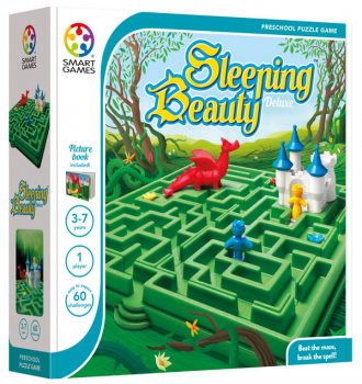 Sleeping Beauty Puzzle Game