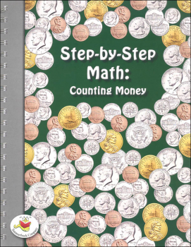 Step-by-Step Math: Math Counting Money