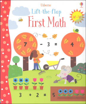 Lift-the-Flap: First Math (Usborne)