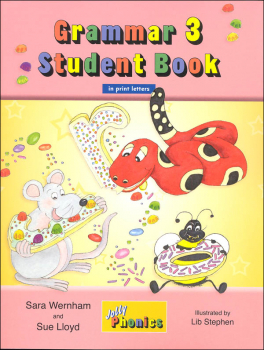 Jolly Phonics Grammar 3 Student Book (Print Letters)