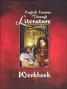 English Lessons Through Literature Level A Vertical Cursive Workbook
