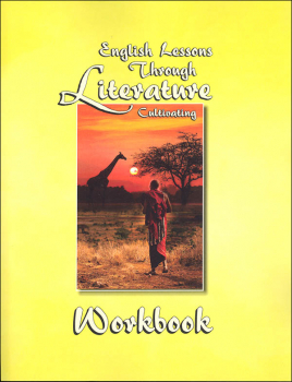 English Lessons Through Literature Level C Slant Cursive Workbook
