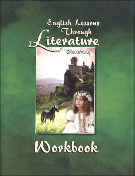 English Lessons Through Literature Level D Basic Italic Workbook
