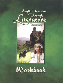 English Lessons Through Literature Level D Cursive Italic Workbook