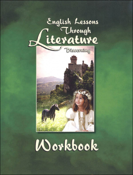 English Lessons Through Literature Level D Slant Cursive Workbook
