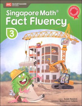 Singapore Math Fact Fluency Grade 3
