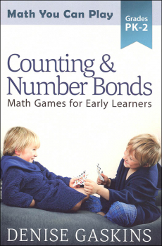 Counting & Number Bonds: Math Games for Early Learners