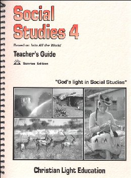 Social Studies 400 Teacher's Guide Sunrise Edition