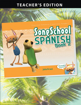 Song School Spanish Book 2 Teacher's Edition