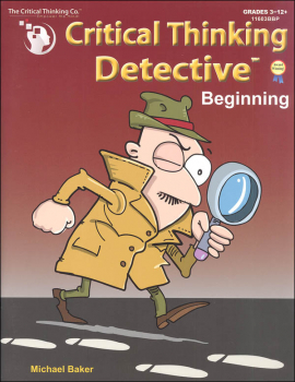 Critical Thinking Detective - Beginning