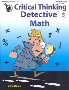 Critical Thinking Detective - Math