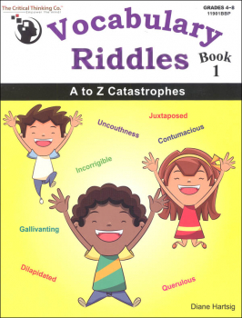 Vocabulary Riddles: Book 1