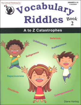 Vocabulary Riddles: Book 2