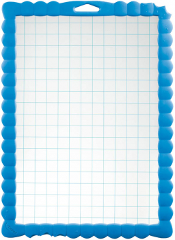 Transparent Dry Erase Board - Gridded