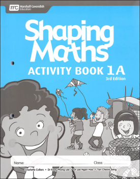 Shaping Maths Activity Book 1A 3rd Edition