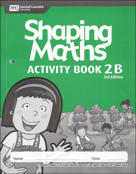 Shaping Maths Activity Book 2B 3rd Edition