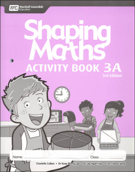Shaping Maths Activity Book 3A 3rd Edition