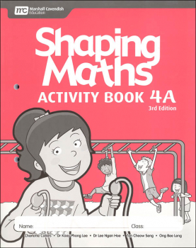 Shaping Maths Activity Book 4A 3rd Edition