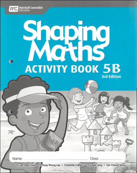 Shaping Maths Activity Book 5B 3rd Edition