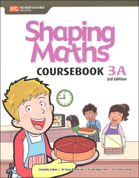 Shaping Maths Coursebook 3A 3rd Edition