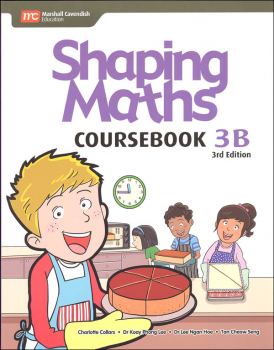 Shaping Maths Coursebook 3B 3rd Edition
