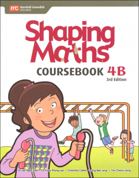 Shaping Maths Coursebook 4B 3rd Edition