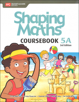Shaping Maths Coursebook 5A 3rd Edition