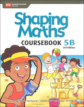 Shaping Maths Coursebook 5B 3rd Edition