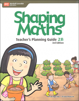 Shaping Maths Teacher's Planning Guide 2B 3rd Edition
