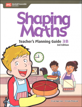 Shaping Maths Teacher's Planning Guide 3B 3rd Edition