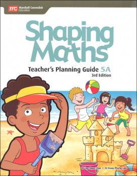 Shaping Maths Teacher's Planning Guide 5A 3rd Edition