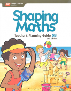 Shaping Maths Teacher's Planning Guide 5B 3rd Edition