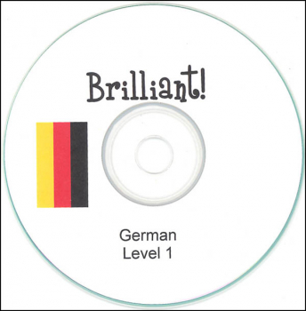 Geistreich! German Level 1 CD (Brilliant Foreign Languages)