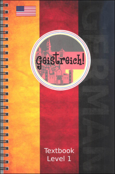 Geistreich! German Level 1 Textbook (Brilliant Foreign Languages)